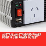 600W Pure Sinewave Power Inverter