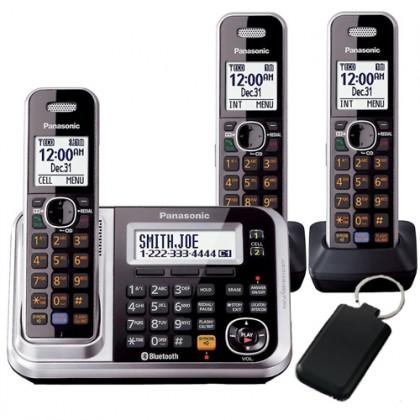 Panasonic-DECT-Digital-Cordless-Phone---Triple-Pack--afterpay-zippay