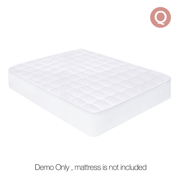 Cotton Cover Mattress Protector – Queen