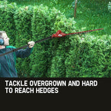 Baumr-AG 20V Cordless Pole Hedge Trimmer - MT2 - E-Force 200