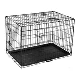 Foldable-Pet-Crate-36Inch-PET-DOGCAGE-36