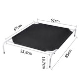 Pet Dog Cat Trampoline Hammock Bed Medium