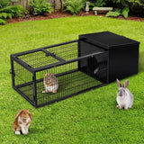 Medium-Hutch-with-Run-PET-RAB-CAGE-RT00A