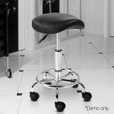 Saddle-PU-Swivel-Salon-Stool-Black-SALON-ERG-BK