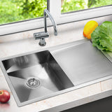 Stainless-Steel-Kitchen/Laundry-Sink-w/-Strainer-Waste-960x450mm-SINK-9645-R010