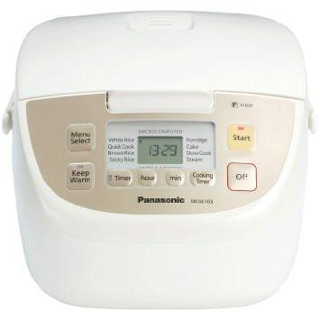 Panasonic 1.0L Electric Rice Cooker SRZE105