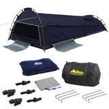 XXL-Deluxe-King-Single-Swag-Camping-Swag-Navy-SWAG-EIN-GS-DA