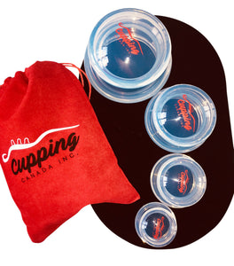 Soft/Dynamic Applications Silicone Cup Set (Single Set)