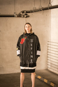 Define Women's Bomber