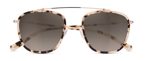 Ceremony Sunglasses- Snow Leopard