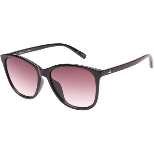 Entitlement Sunglasses- Black