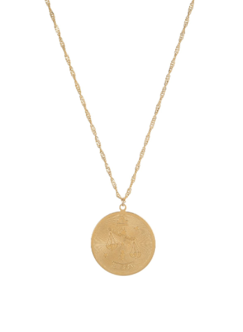 Planets And Predictions Necklace (Libra)