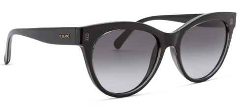 Felicity Sunglasses- Blk Crystal