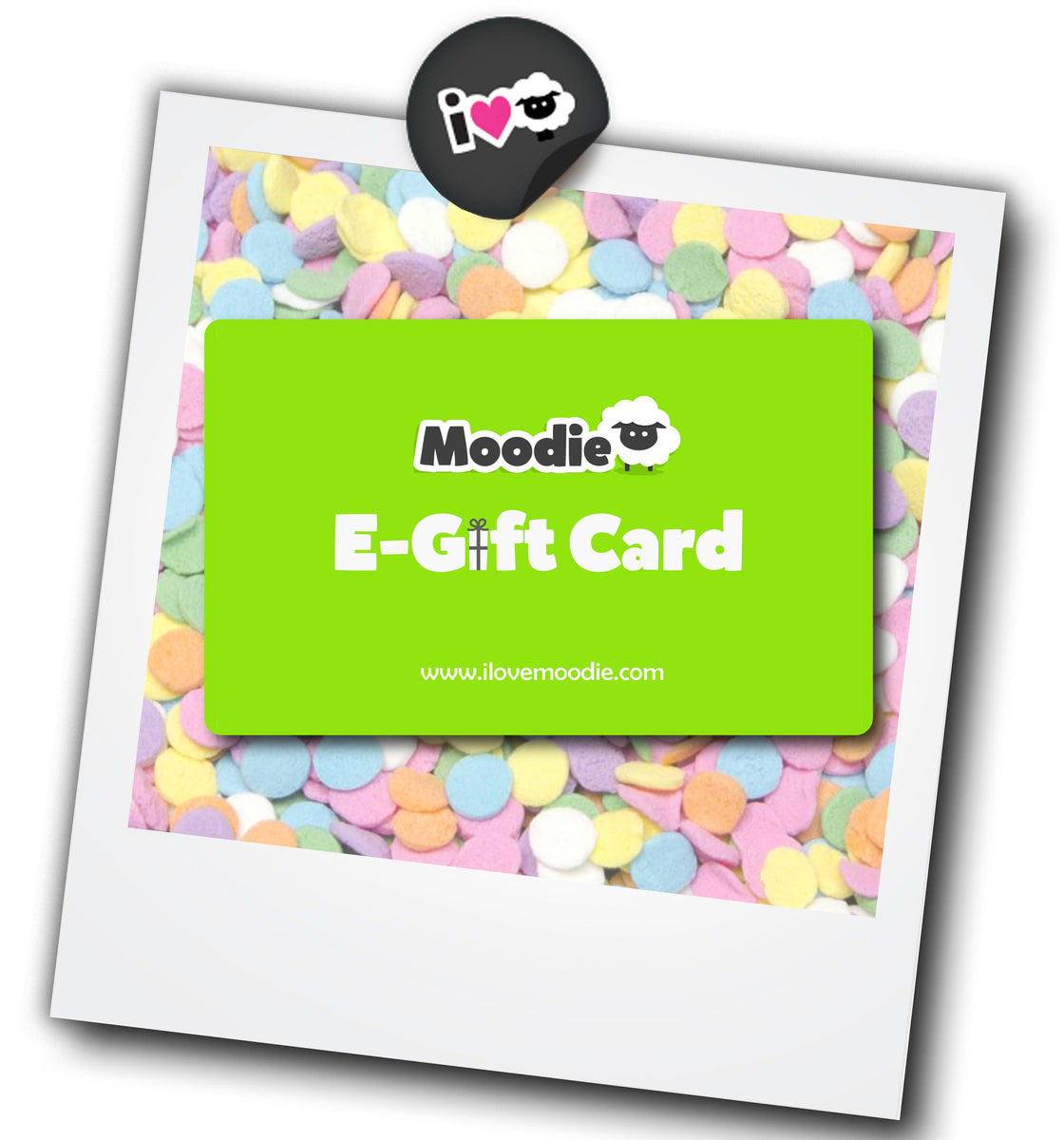 moodie gift cards
