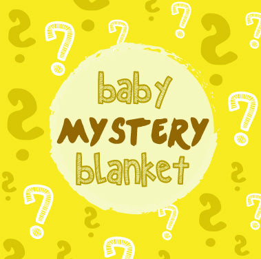 SAMPLE SALE: Reversible Baby Blanket & Matching Beanie | Receiving, Stroller, Nursery, Crib & Tummy-Time | 100% Cotton 2 Layer Jersey - Moodie