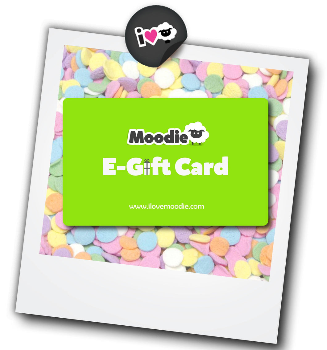 Gift Card - Moodie