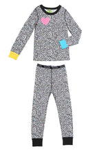 Keep Dreaming Pajama Set for Girls - Winter Pajama Top and Pants Set | Toddler-10 Yrs - Moodie