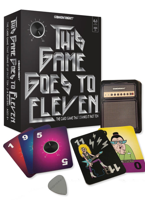 This Game Goes to Eleven - Moodie