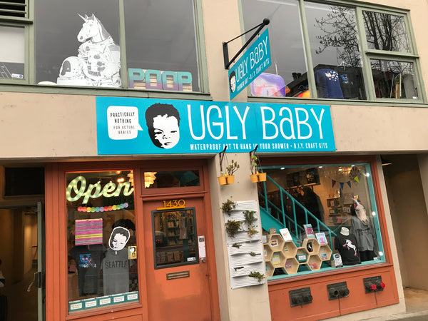 Ugly Baby Retail Storefront