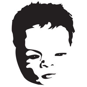Ugly Baby Logo - A Cartoon Version of Douglas Gale's Baby Picture