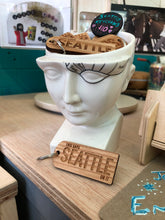 Load image into Gallery viewer, Keychain - This Says Seattle On It