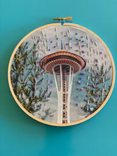 Load image into Gallery viewer, DIY Craft Kit - Embroidery - Space Needle