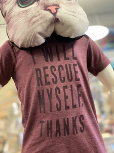 Onesie: I Will Rescue Myself, Thanks