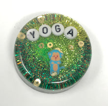 Load image into Gallery viewer, Yoga - Mini Shower Art - READY TO SHIP
