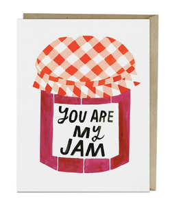 Card - Lisa Congdon You Are My Jam