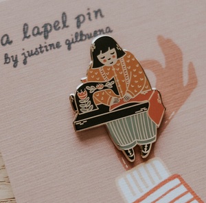 Enamel Pin - Sewist