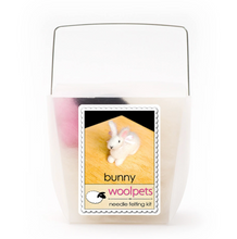 Load image into Gallery viewer, Needle Felting Kit: Bunny