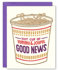 Card - Good News