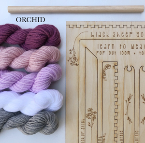 DIY - Pop Out Loom and Tools - Orchid