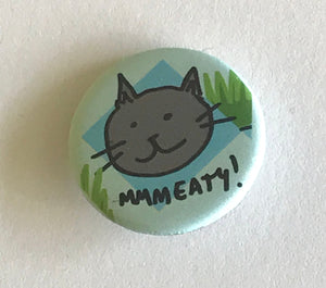 Magnet - 1.25 Inch: Bad Cats