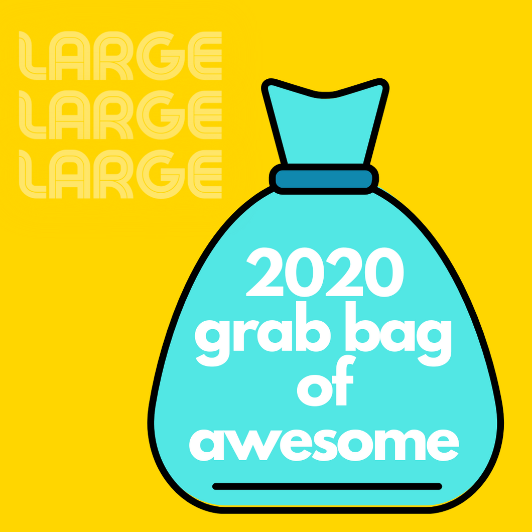 Fifth Annual Grab Bag of Awesome