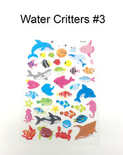 Load image into Gallery viewer, Water Critters