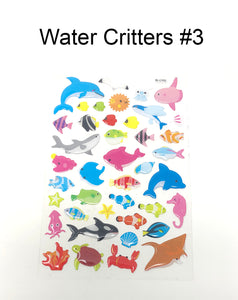 Water Critters