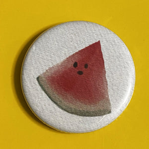 Magnet - 1.25 Inch: Watermelon