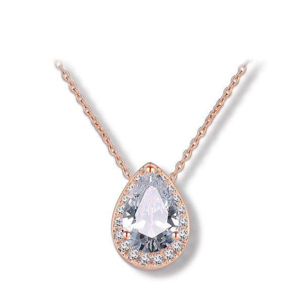 Clara Bridal necklace - Del Valle
