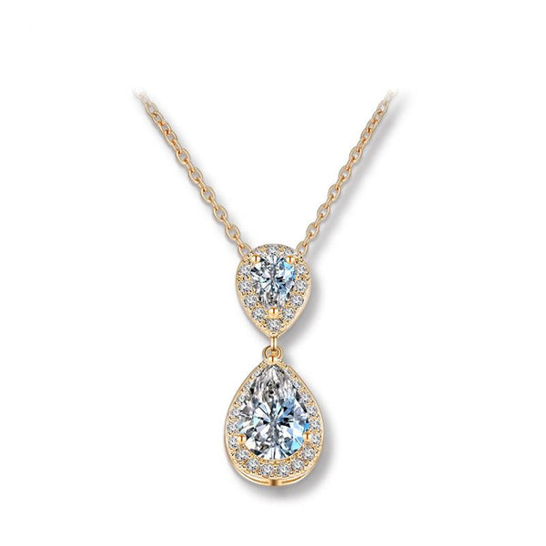 Stella Bridal Necklace - Del Valle