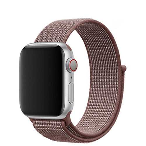 Apple Watch Bands - Woven Nylon Sport Loop, Multi Colors