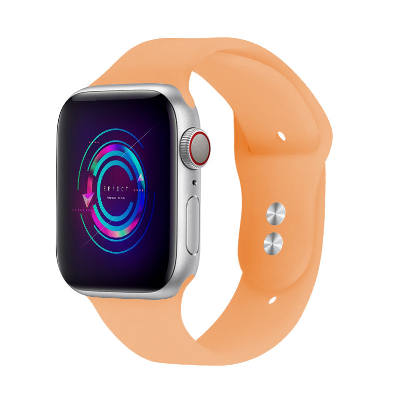 Apple Watch Bands - Silicone Jelly Colors