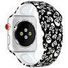 Apple Watch Bands - Skulls Print Straps