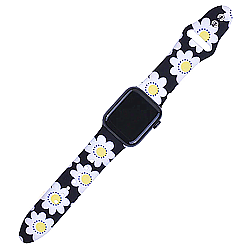 Apple Watch Bands - Sunflower Print Straps