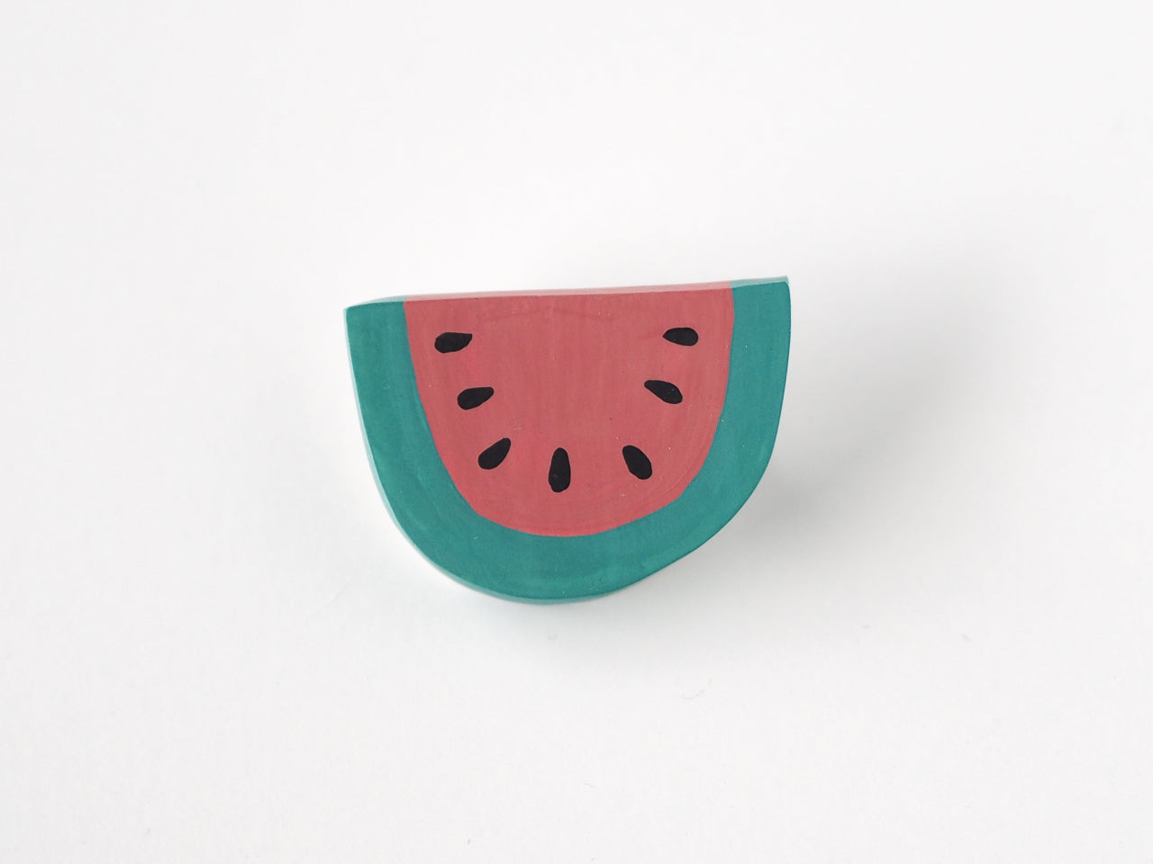 Watermelon Brooch Pin