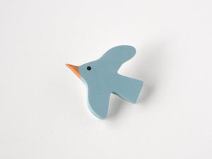 Bird Brooch Pin