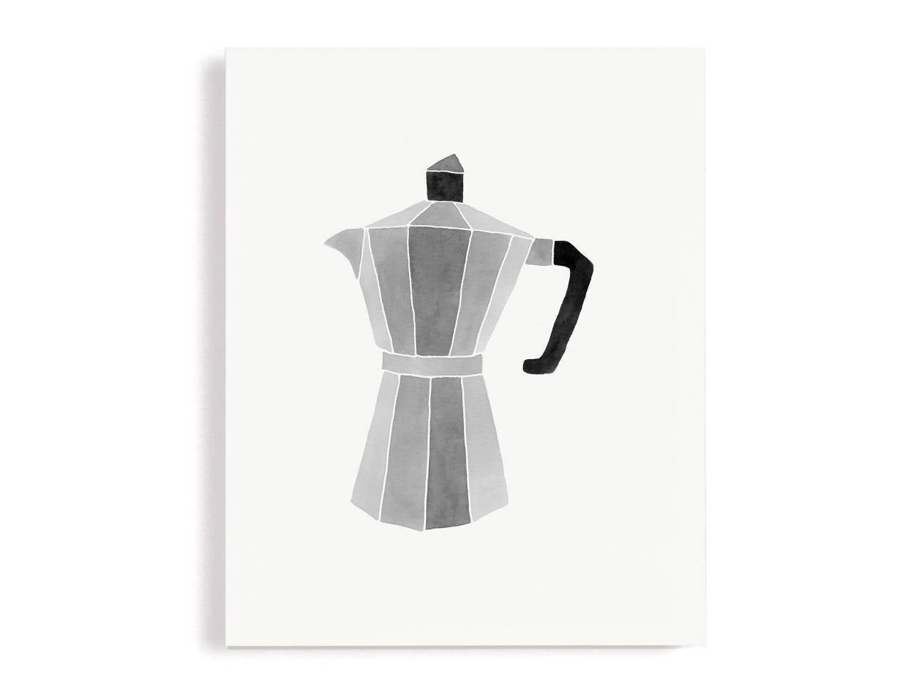 Vintage Coffee Maker Giclee Print