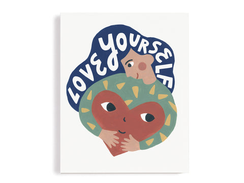 Love Yourself Giclee Print
