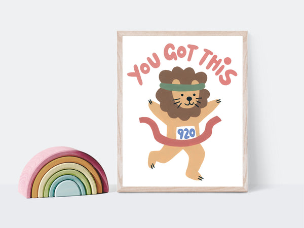 You Got This Giclee Print