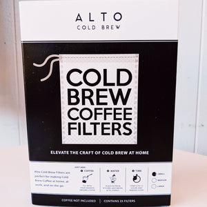 cold brew filters - small